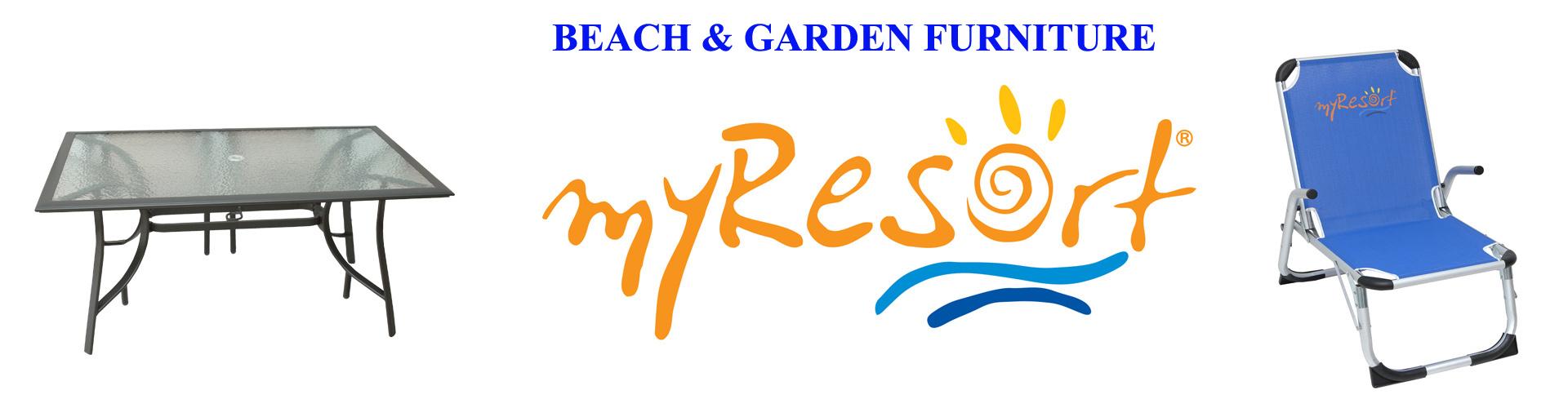 BEACH & GARDEN FURNITURE