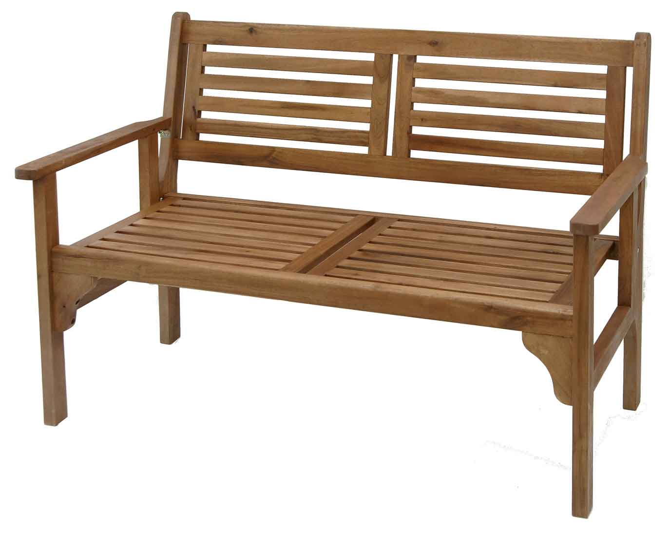 WOODEN FOLDING BENCH 2 POS 1,15Χ125Χ48*91cm -