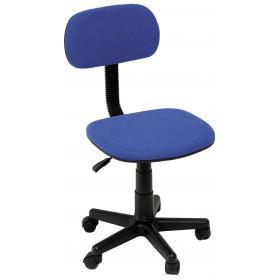 CHILDREN OFFICE CHAIR BLUE WEIGHT:5,30kg Τ/Κ:1 - W41ΧD44ΧH75