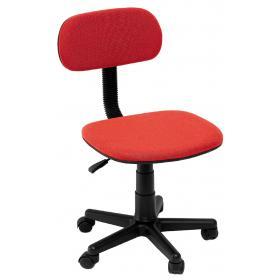 CHILDREN OFFICE CHAIR RED WEIGHT:5,30kg Τ/Κ:1 - W41ΧD44ΧH75/