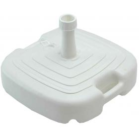 PLASTIC UMBRELLA BASE (FILL WITH WATER OR SAND) - BARCODE: 5
