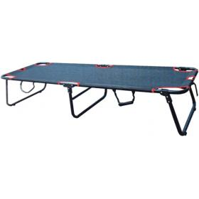 METAL BED BLUE POLYESTER 600D