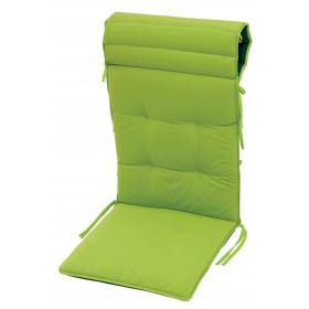 CUSHION GREEN-LIGHT GREEN MULTI POS DOUBLE FACE FOR CHAIR 13