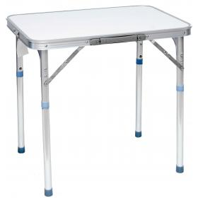 COLLAPSIBLE ALUMINIUM TABLE L60ΧW40ΧH25/57cm