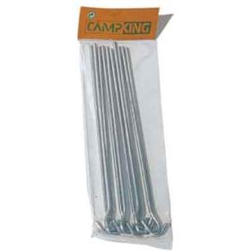 TENT PEGS SET OF 10PCS 24cm BARCODE:8713899011928
