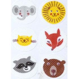 INSECT REPELLER STICKERS FOR CLOTHES,BABY CARRIAGES,BAGS,etc