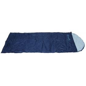 SLEEPING BAG FOX BLUE 220X75 WITH PILLOW,TEMPERATURE: (0C/ 2