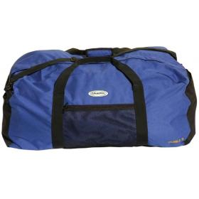 TRAVEL BAG BUBBLE 75 Lit BLUE FABRIC: POLYESTER 600D-BARCODE