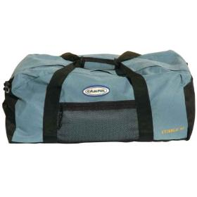 TRAVEL BAG BUBBLE 45 Lit BLUE FABRIC: POLYESTER 600D-BARCODE