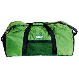 TRAVEL BAG BUBBLE 60 Lit LIGHT GREEN FABRIC: POLYESTER 600D-