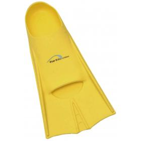 FINS SILICONE 33/35 COMFORT YELLOW BARCODE:5203464027315