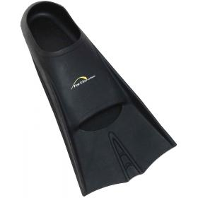 FINS SILICONE 33/35 COMFORT BLACK BARCODE:5203464027322