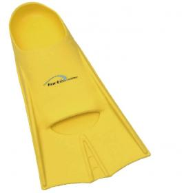 FINS SILICONE 36/38 COMFORT YELLOW BARCODE:5203464027346