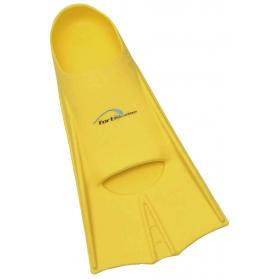 FINS SILICONE 44/46 COMFORT YELLOW BARCODE:5203464027438