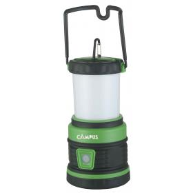 BATTERY CAMPING LANTERN, LITHIUM 3,7V LED WITH USB MOBILE CH