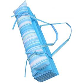 BEACH STRAW MAT POLYESTER WITH WATERPROOF BASE DIMENSIONS