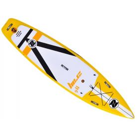 ZRAY F4 SUP YELLOW  DIMENSIONS:350*81*15cm
