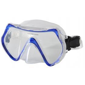 PVC ADULT MASK  BLUE