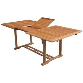 WOODEN TABLE L140 50ΧW80ΧH75cm  ACACIA