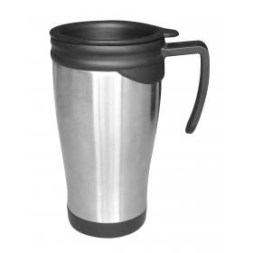 INOX JUG WITH CAP  0,45 Lt.