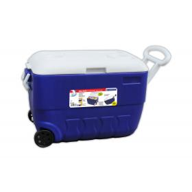 PORTALBE COOLBOX 50 LT WITH  HANDLES & WHEELS CAMPCOOL  BARC