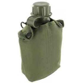 PLASTIC CANTEEN WITH COVER 1Lit