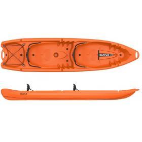 KAYAK ORANGE 340.5cm, 2 SEATS